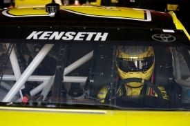 Matt Kenseth hasn't come out swinging and winning this year like he did in 2013. However, the performance has picked up in recent weeks, making Richmond the perfect place for the No. 20 team's first win of the season.