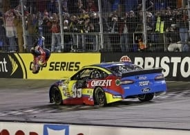 Carl Edwards win at Bristol has him in The Chase, but Roush Fenway's speedway sluggishness could conspire to make him irrelevant — and a potential first-round exit.