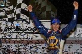 Chase Elliott's win at Darlington Raceway could be attributed to his racing roots.