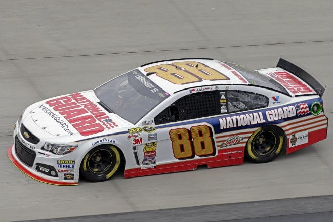 2014 Dover I CUP Dale Earnhardt Jr car CIA