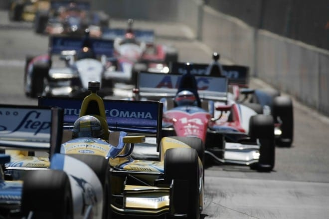 2014 IndyCar Belle Isle Racing