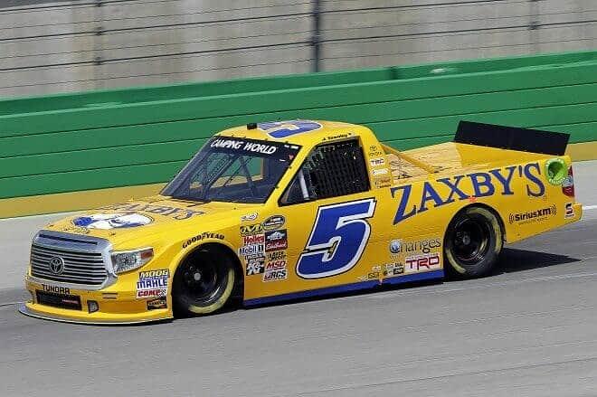 2014 Kentucky CWTS John Wes Townley truck CIA
