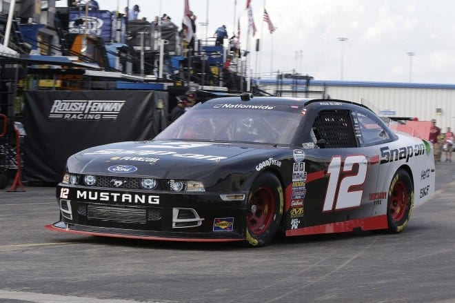 Snap-on Signs Contract Extension with Team Penske