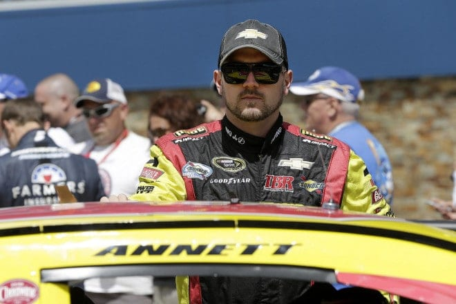 2014 Michigan I CUP Michael Annett CIA