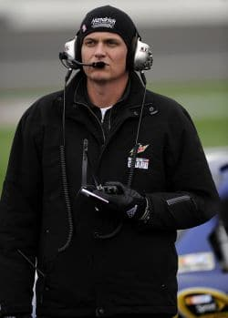Steve Letarte, with his No. 88 car all but locked into the Chase will have no problem taking risks on strategy this season.