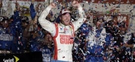 Dale Earnhardt, Jr. is having the best year of his career since 2004. 2013 was a stark reminder of how one bad race can sink the Chase before it even really gets going. (Photo Credit: CIA)