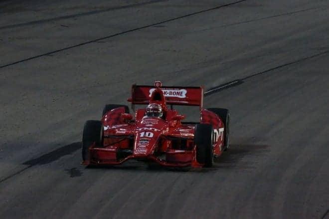 2014 IndyCar Iowa Tony Kanaan