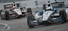 2014 IndyCar Toronto 2 Power Castroneves