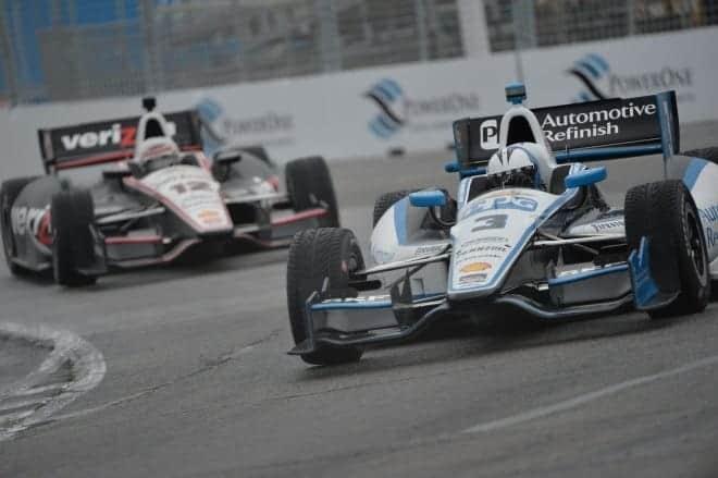 2014 IndyCar Toronto 2 Power Castroneves