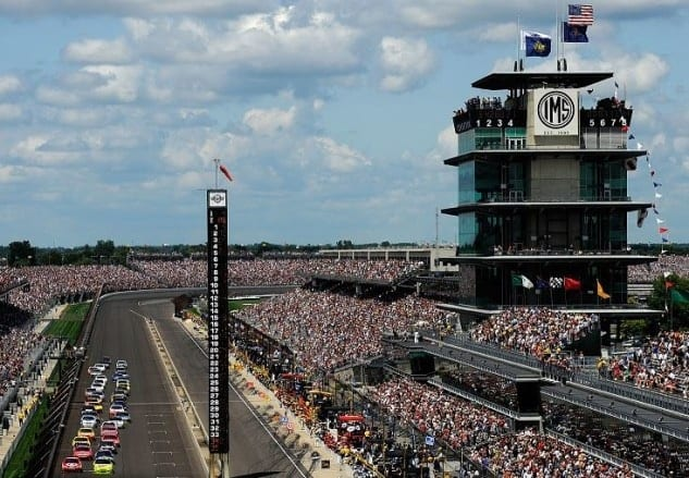 What is the most memorable Brickyard 400 moment of all time? Photo Credit: Rusty Jarrett/Getty Images for NASCAR
