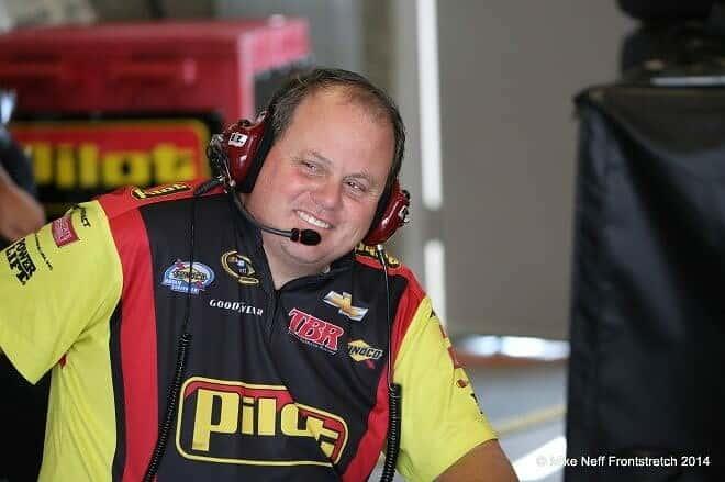 Kevin Bono Manion Indianapolis Motor Speedway 2014 Brickyard 400 Mike Neff