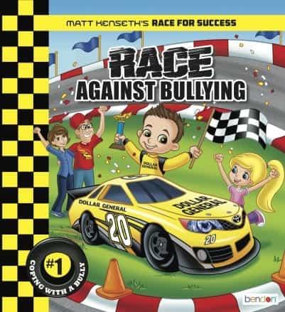 Matt Kenseth Race Against Bullying