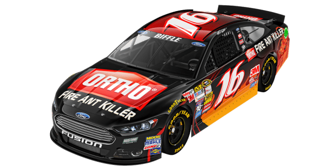Ortho Greg Biffle Credit Roush Fenway Racing