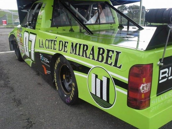 Ray Courtemanche Jr. to Run NCWTS Race at Canadian Tire Motorsports Park