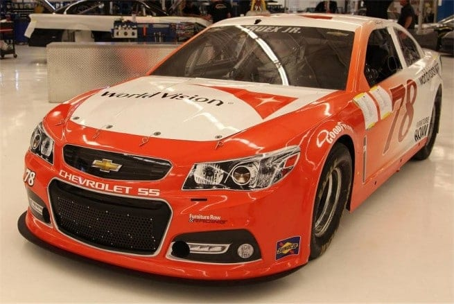 (C)Furniture Row Racing