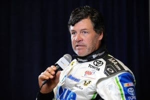 2014 sprint media tour michael waltrip credit getty images