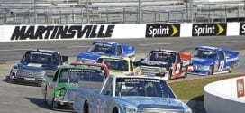 2014 Martinsville II CWTS pack racing