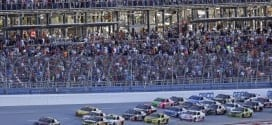 Could making moving the second Talladega race to the regular season finale spot increase the action at that facility? (Credit: CIA Stock Photography)