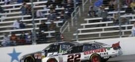 2014 Texas II NNS Kyle Busch Joey logano racing CIA