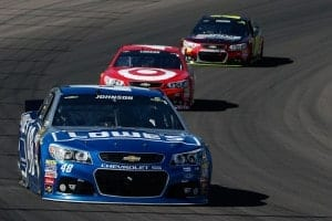 Jeff Gordon and Jimmie Johnson dominated the last two decades of NASCAR. Will anyone rise to take their place? (Photo: NASCAR via Getty Images)
