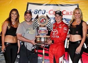 (Photo: NASCAR via Getty Images)
