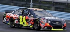 2015 Watkins Glen CUP Jeff Gordon car CIA
