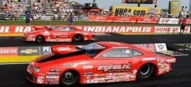 NHRA 2015 Indianapolis Pro Stock final Enders Skillman courtesy Chevy PR