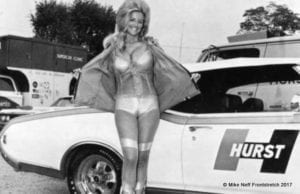 Linda Vaughn Legends of Nascar