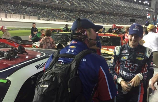 William Byron Secures Top-10 Finish in XFINITY Series Debut