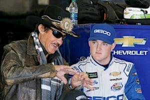 2017 Atlanta CUP Richard Petty Ty Dillon Matthew T Thacker NKP